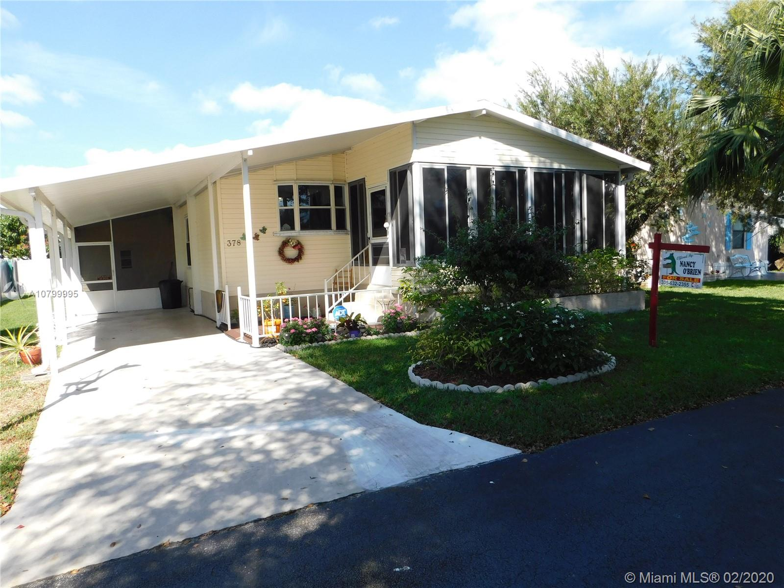35303 SW 180th Ave #378, Homestead, FL 33034 - Homestead, FL real estate listing