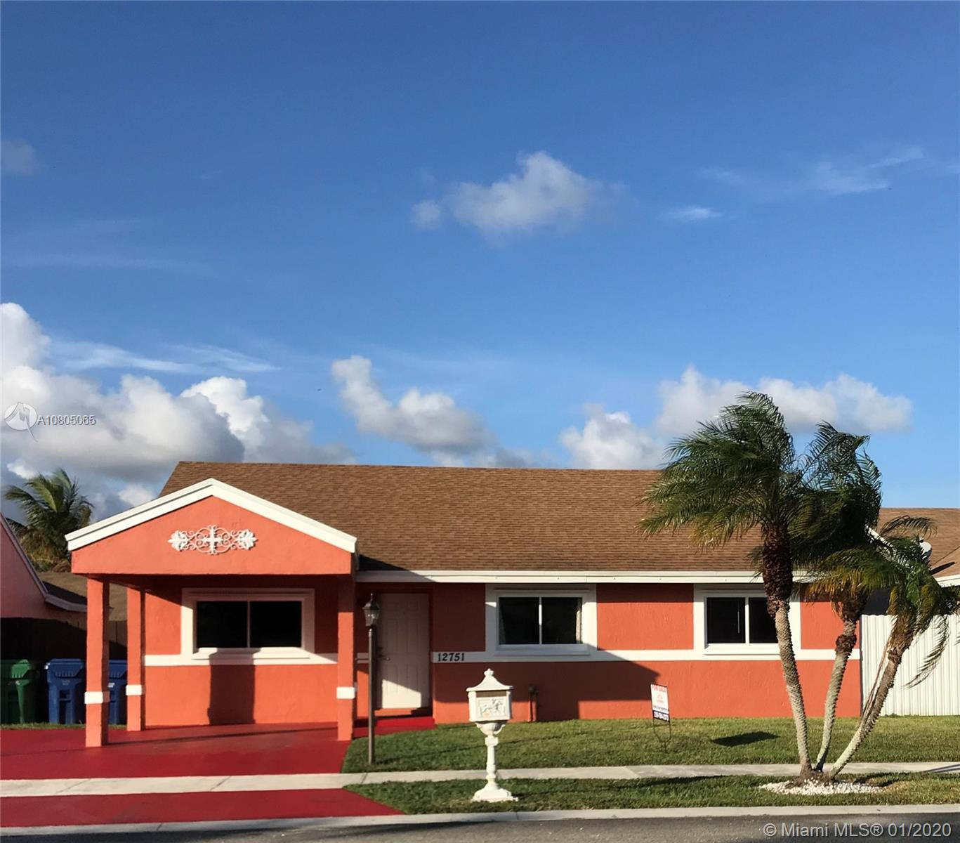 12751 SW 257th St, Homestead, FL 33032 - Homestead, FL real estate listing