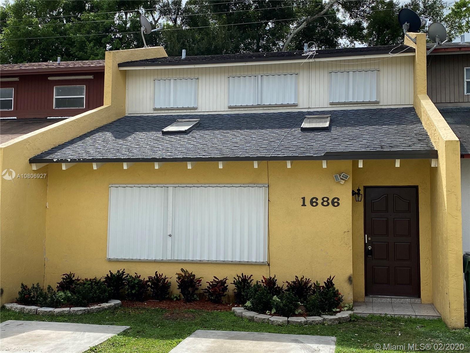 1686 Sunrise Blvd, Homestead, FL 33033 - Homestead, FL real estate listing