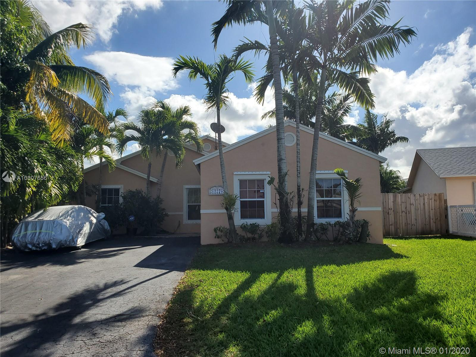 12770 SW 249th Ter, Homestead, FL 33032 - Homestead, FL real estate listing