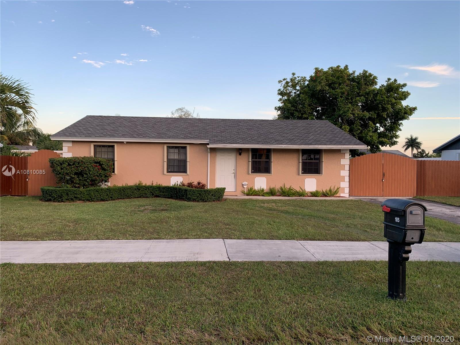 185 SW 17th Ave, Homestead, FL 33030 - Homestead, FL real estate listing