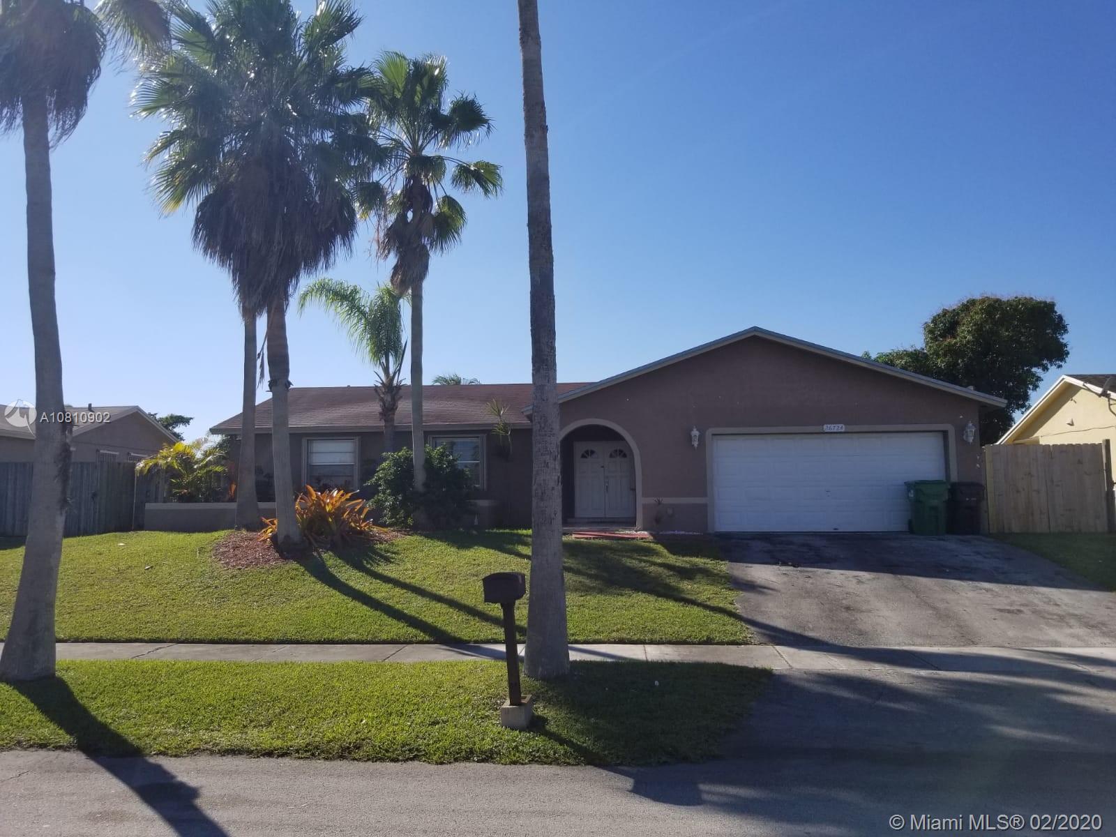 26724 SW 122nd Pl, Homestead, FL 33032 - Homestead, FL real estate listing