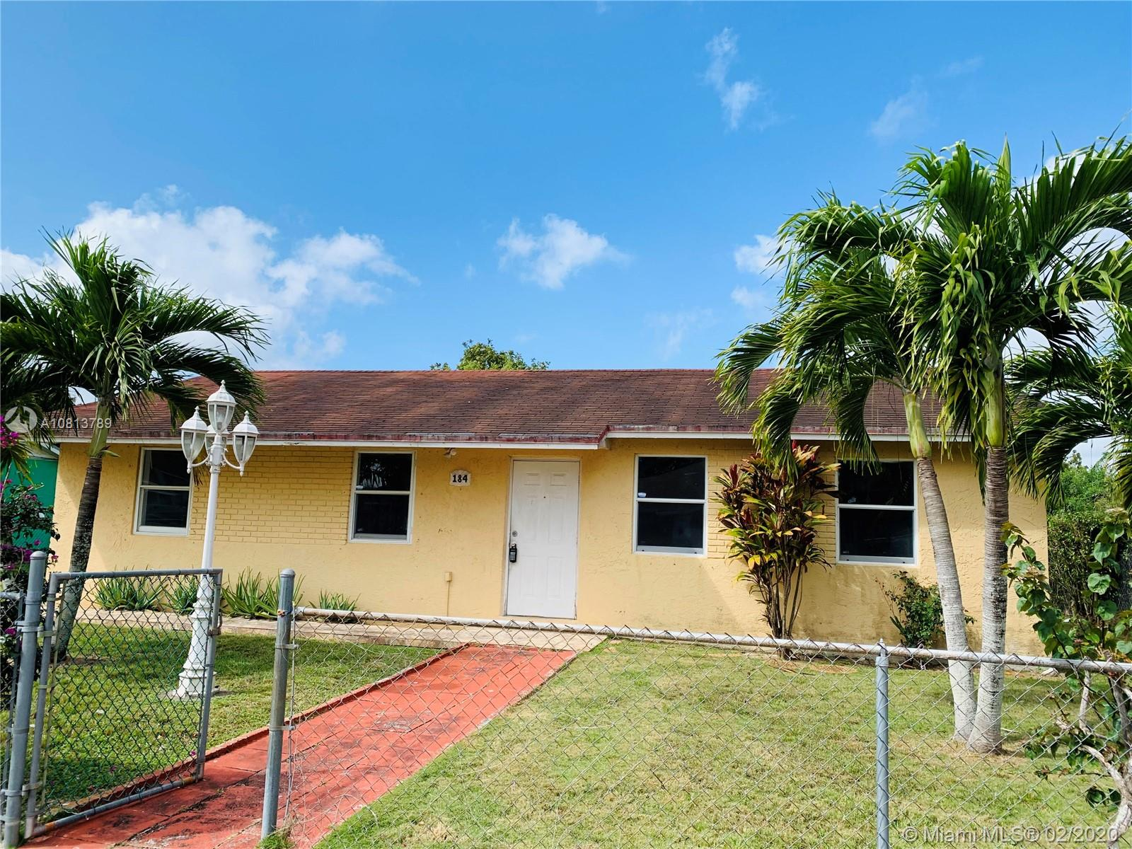 184 SW 16th Ter, Homestead, FL 33030 - Homestead, FL real estate listing