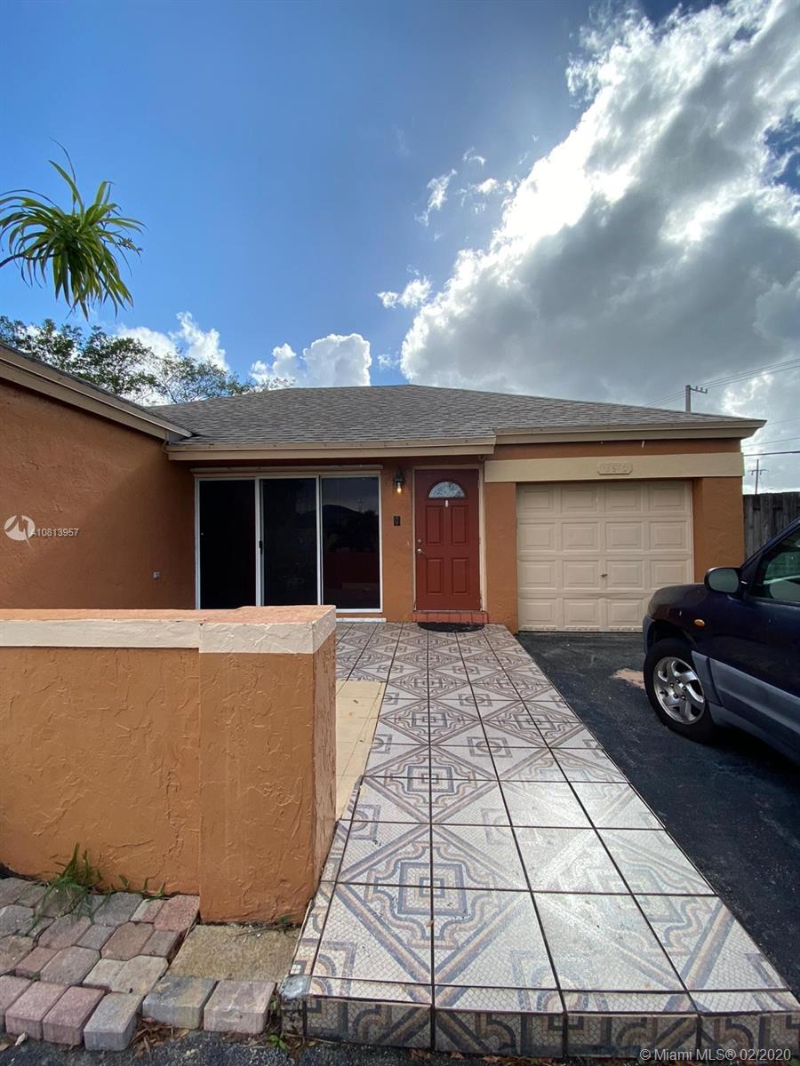 3640 NW 200 st, Miami Gardens, FL 33056 - Miami Gardens, FL real estate listing