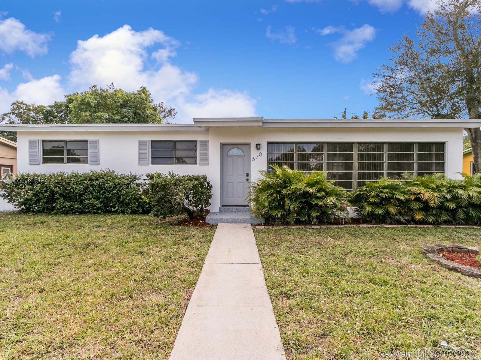 670 NE 178th St, Miami, FL 33162 - Miami, FL real estate listing