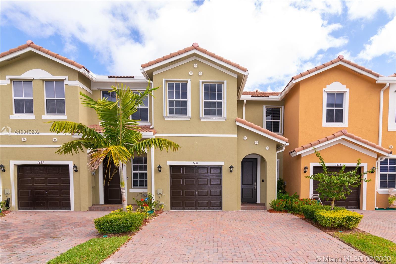 1431 SE 26th Ave #1431, Homestead, FL 33035 - Homestead, FL real estate listing