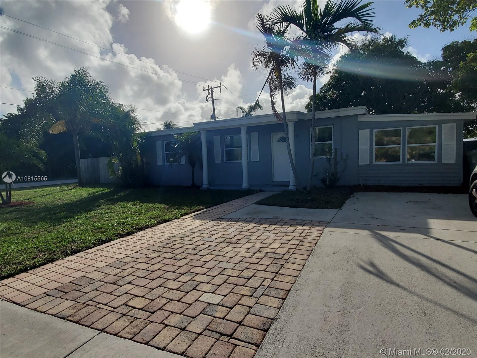 5115 NE 19th Ter Property Photo - Pompano Beach, FL real estate listing
