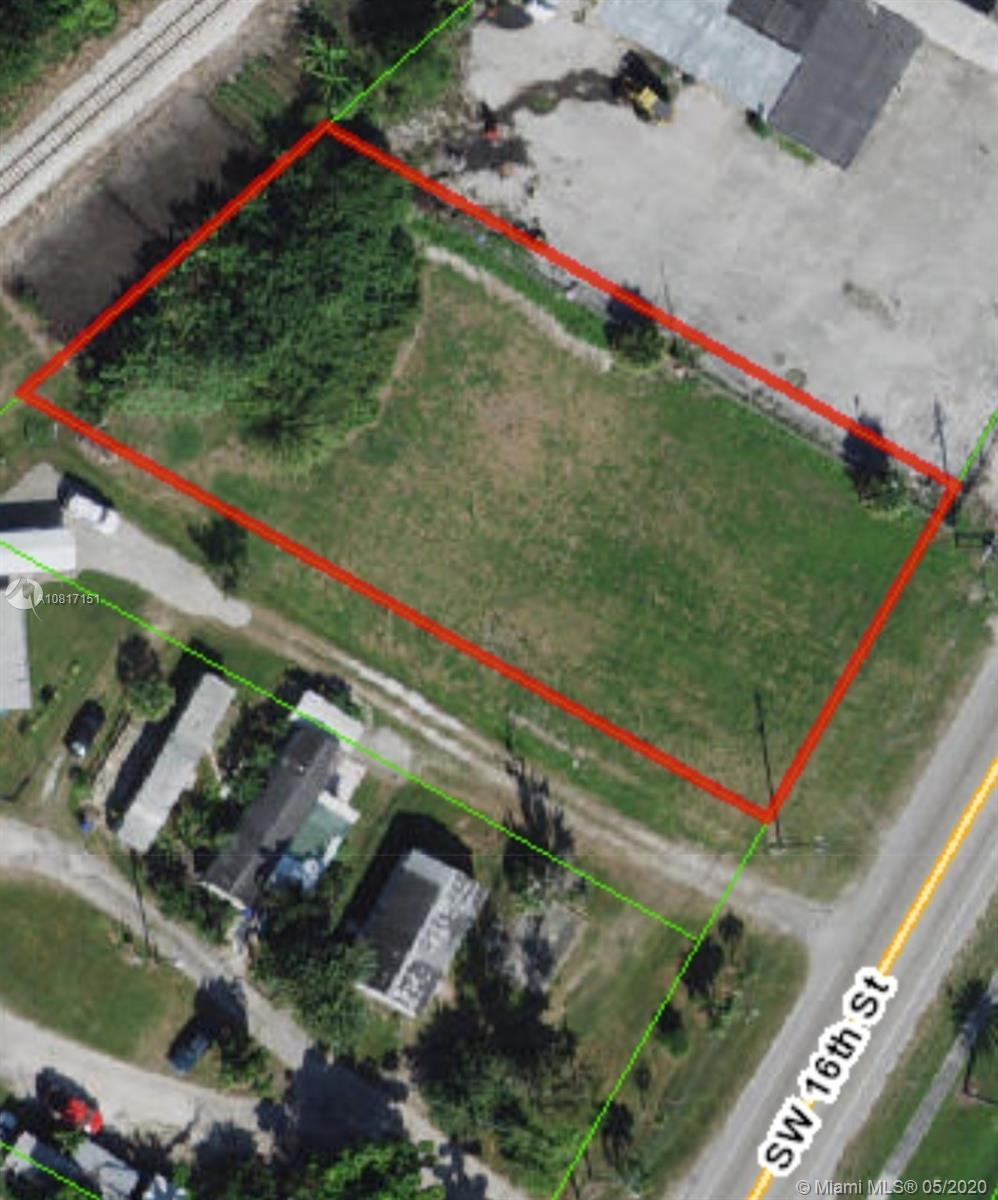 SW 6th Street Property Photo - Belle Glade, FL real estate listing