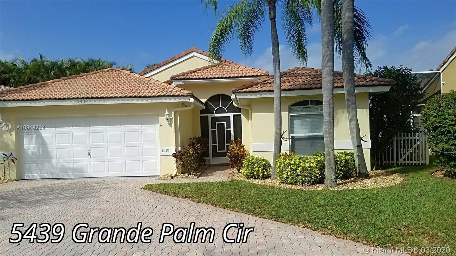 5439 Grande Palm Cir, Delray Beach, FL 33484 - Delray Beach, FL real estate listing