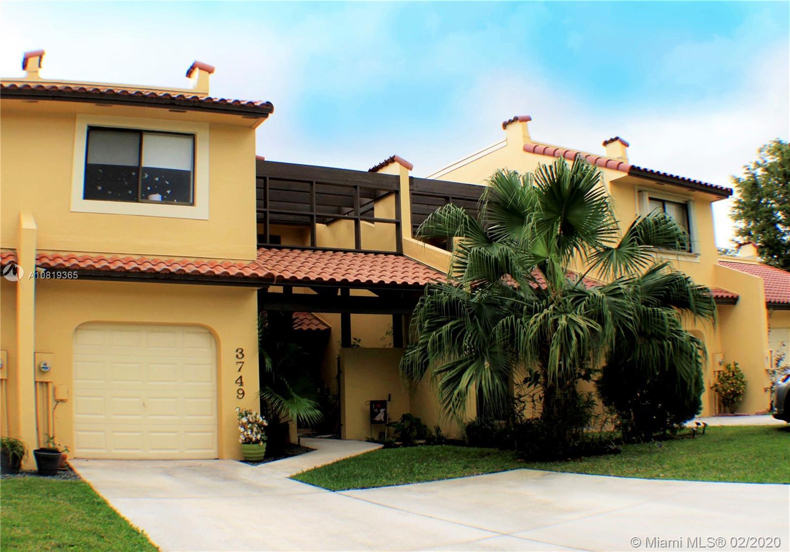 3749 Alcantara Ave #C-80, Doral, FL 33178 - Doral, FL real estate listing