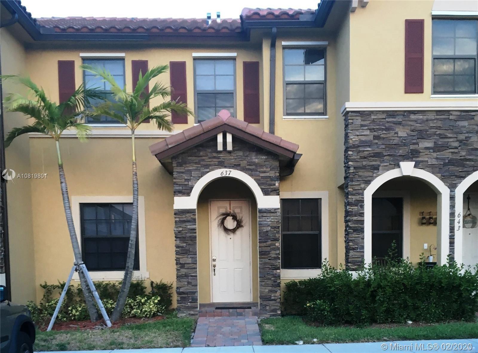 637 SE 32nd Ter #637, Homestead, FL 33033 - Homestead, FL real estate listing