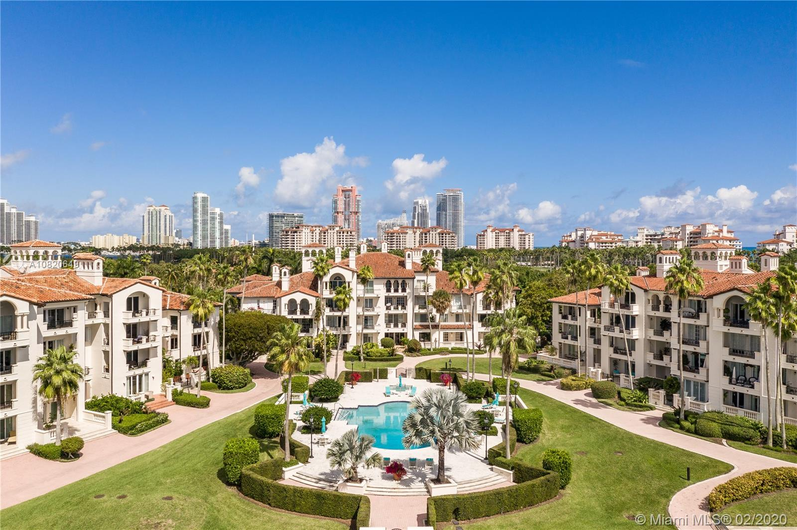 2225 Fisher Island Dr #3205 Property Photo