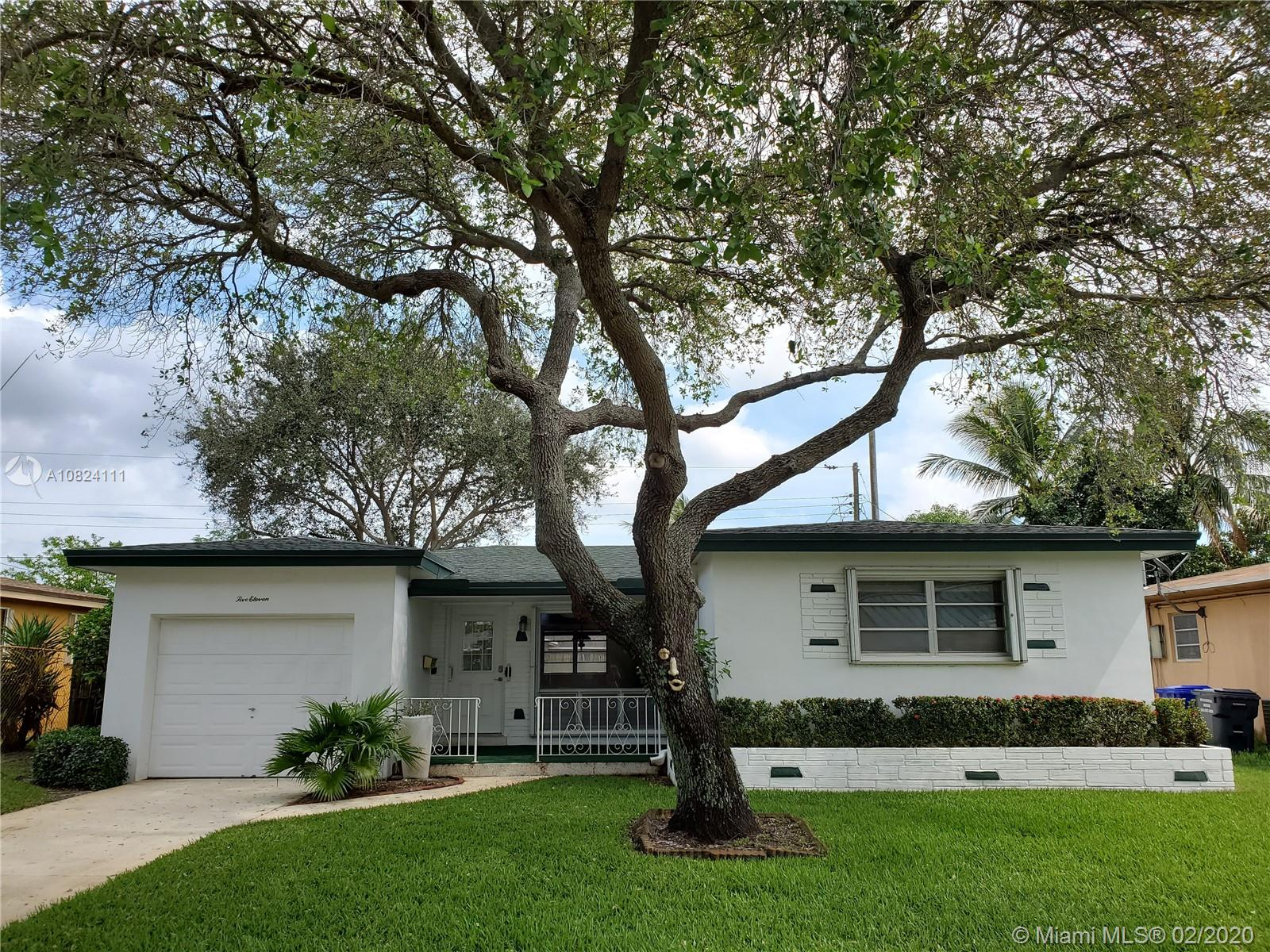 511 N 71st Ter, Hollywood, FL 33024 - Hollywood, FL real estate listing