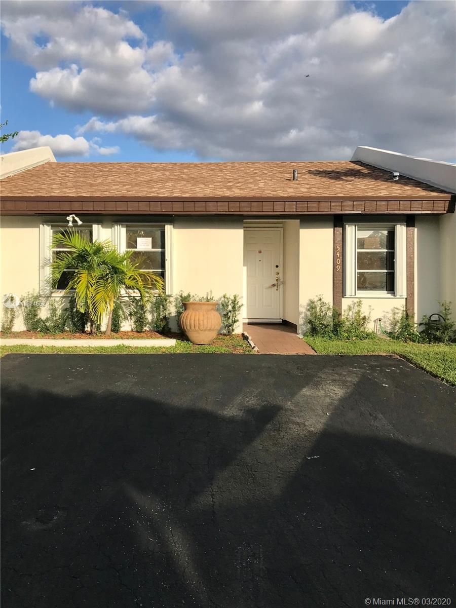 5409 SW 140th Pl #5409, Miami, FL 33175 - Miami, FL real estate listing