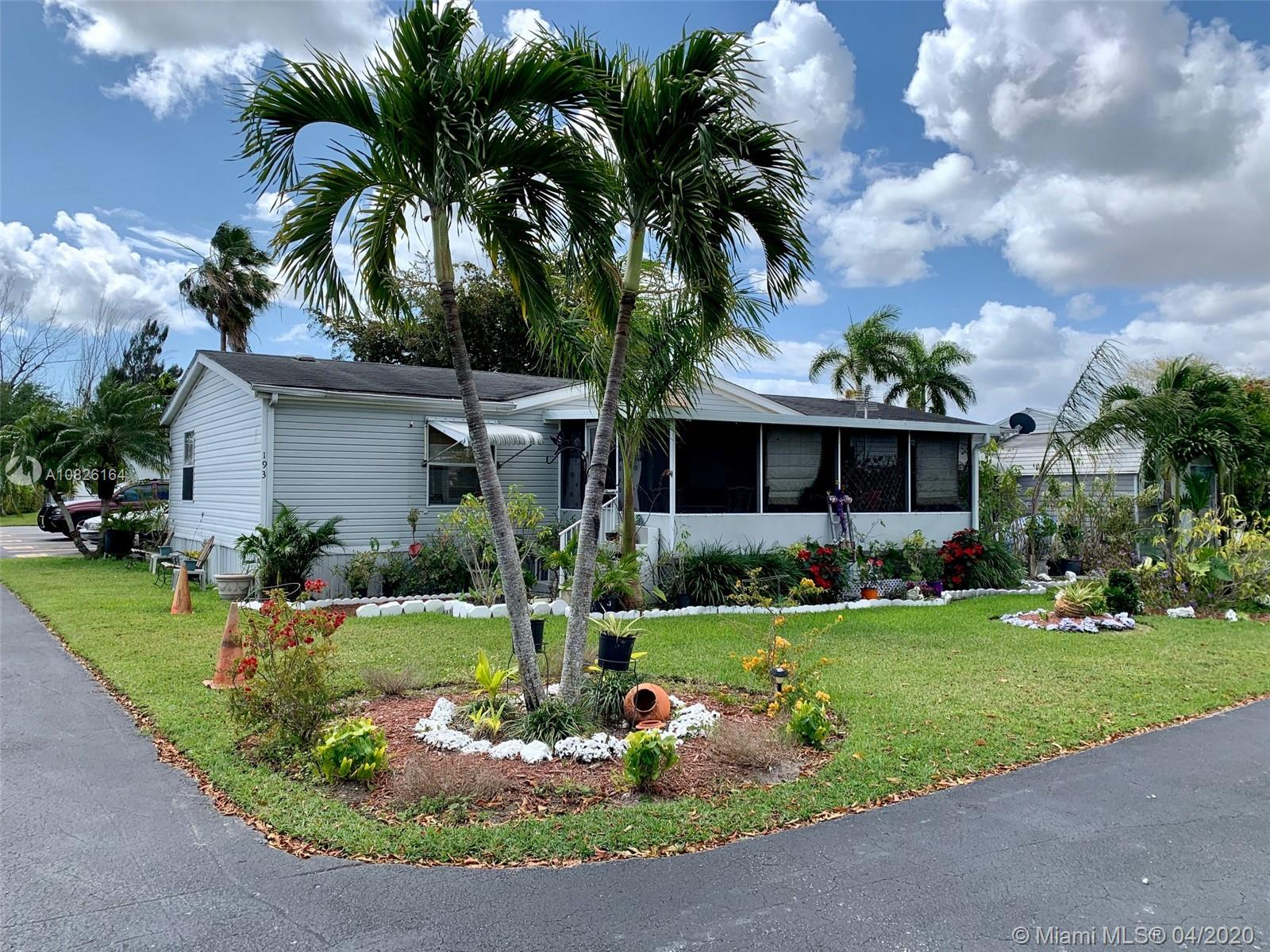 35250 SW 177 CT - UNIT 193, Homestead, FL 33034 - Homestead, FL real estate listing