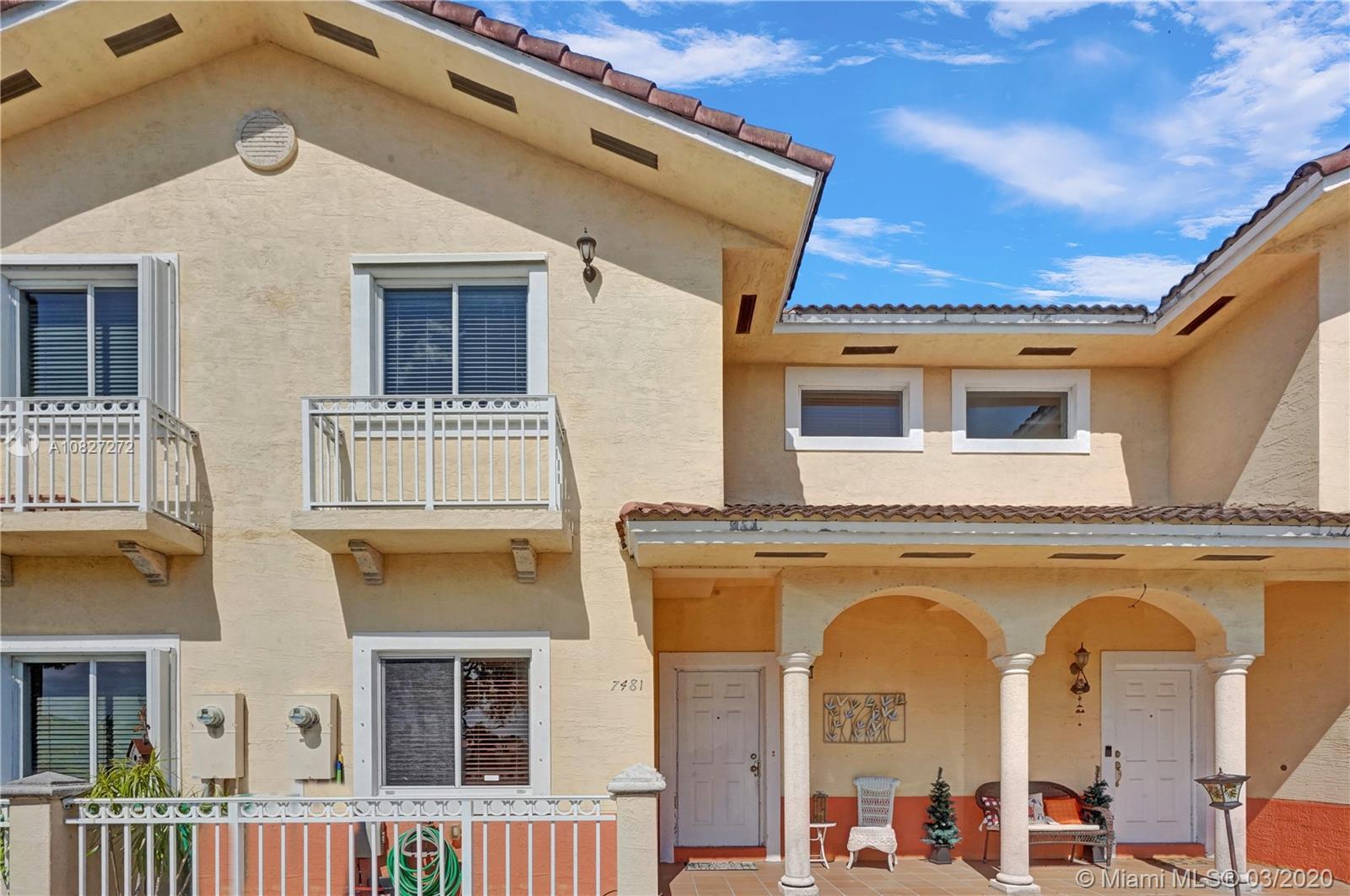 7481 NW 180th St, Hialeah, FL 33015 - Hialeah, FL real estate listing