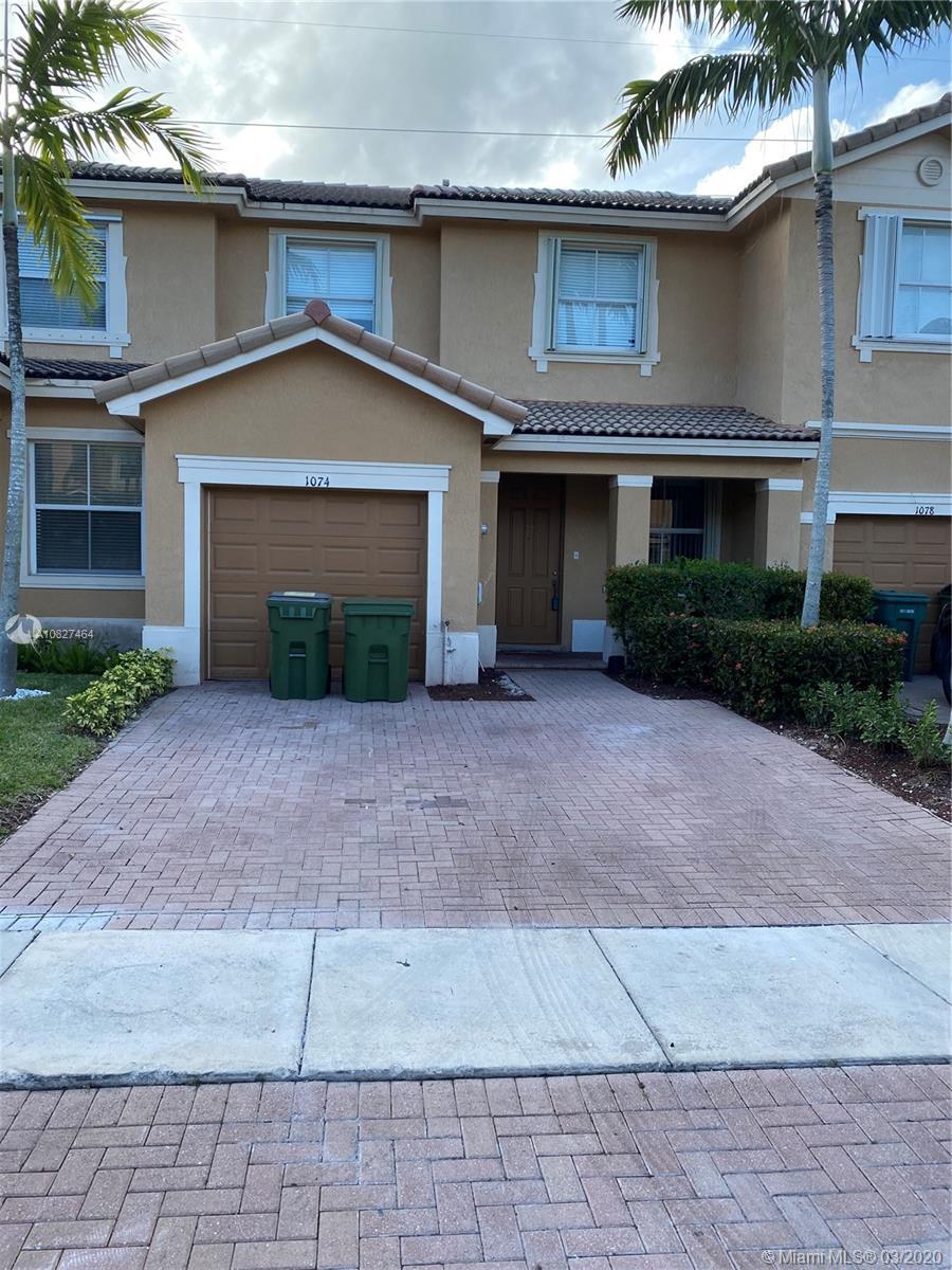 1074 NE 41st Pl #1074, Homestead, FL 33033 - Homestead, FL real estate listing