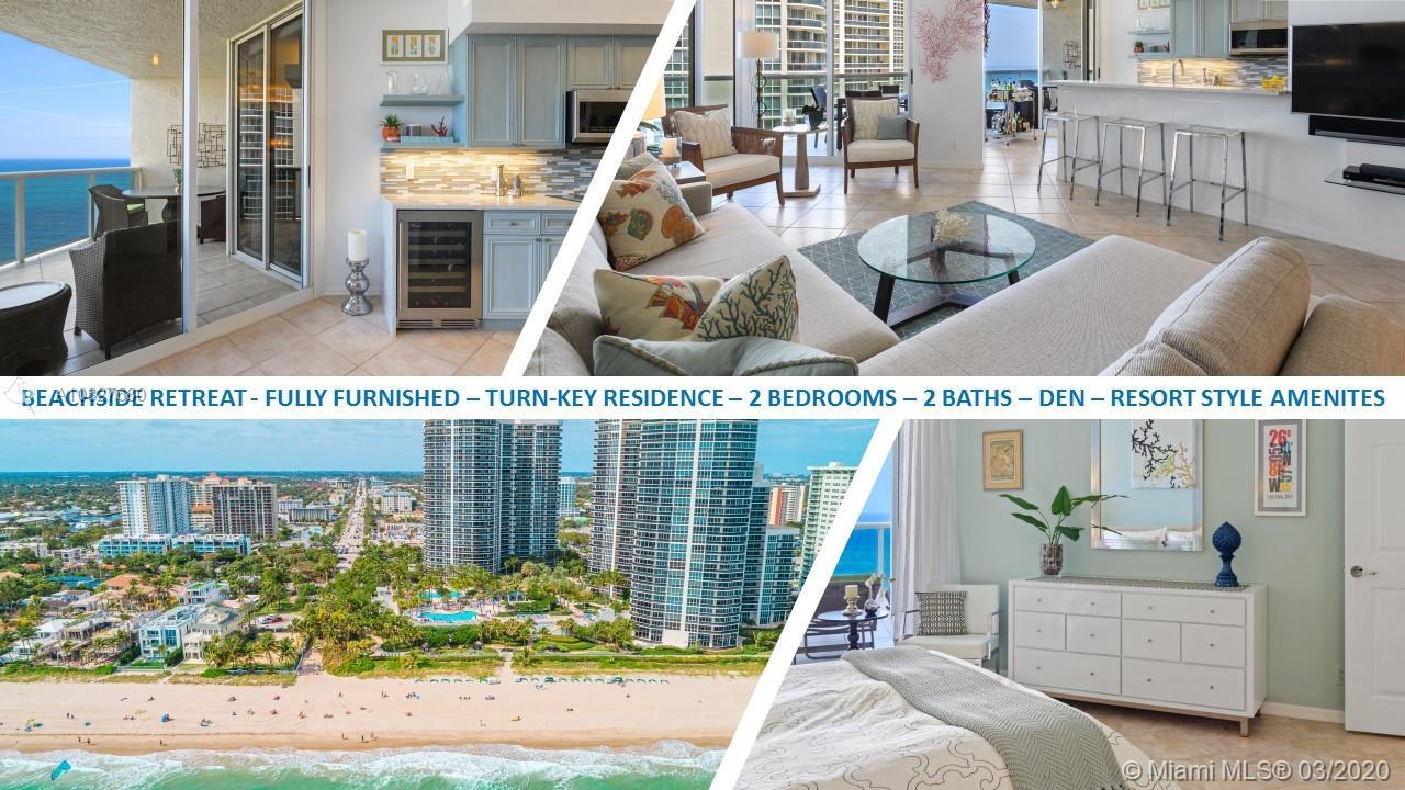 3100 N Ocean Blvd. #2105, Fort Lauderdale, FL 33308 - Fort Lauderdale, FL real estate listing