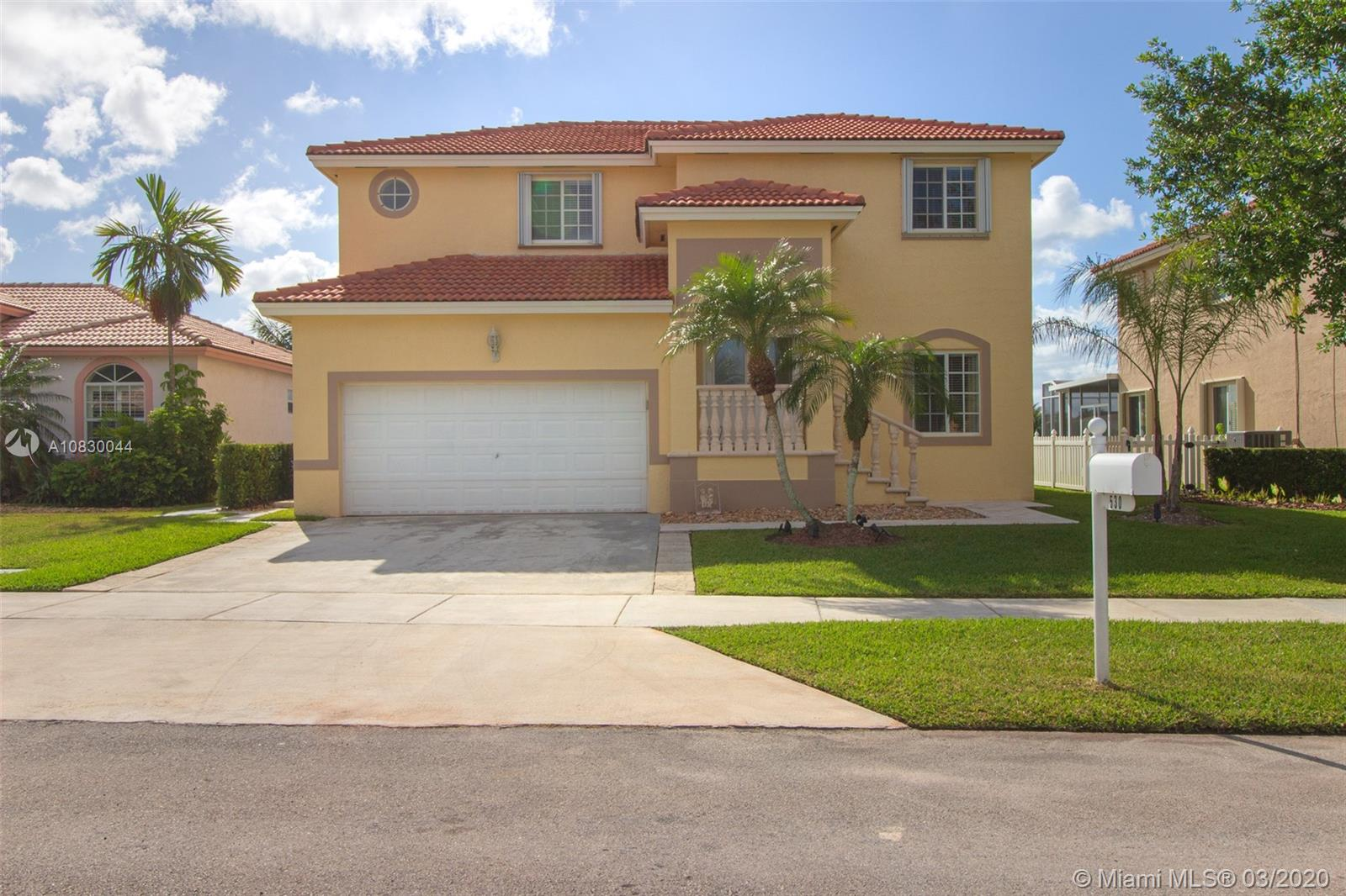 530 SE 30th Dr, Homestead, FL 33033 - Homestead, FL real estate listing