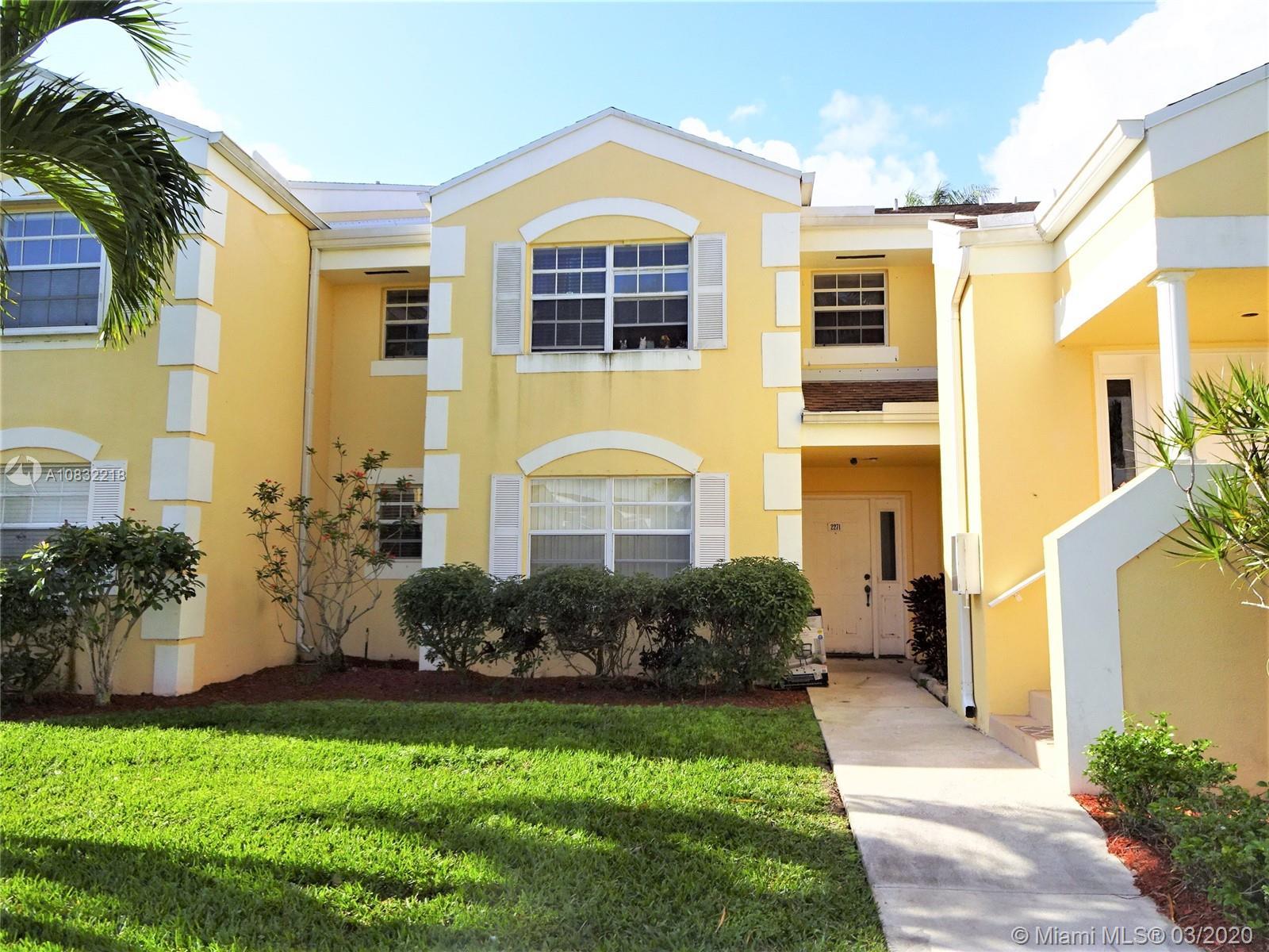 2271 SE 27 Dr #104-F, Homestead, FL 33035 - Homestead, FL real estate listing
