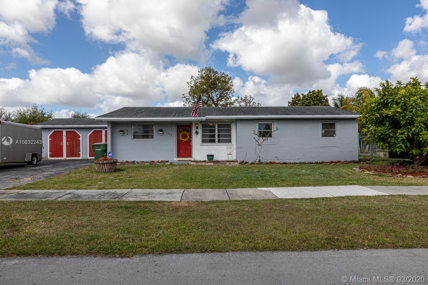 1660 NW 10th Ave, Homestead, FL 33030 - Homestead, FL real estate listing