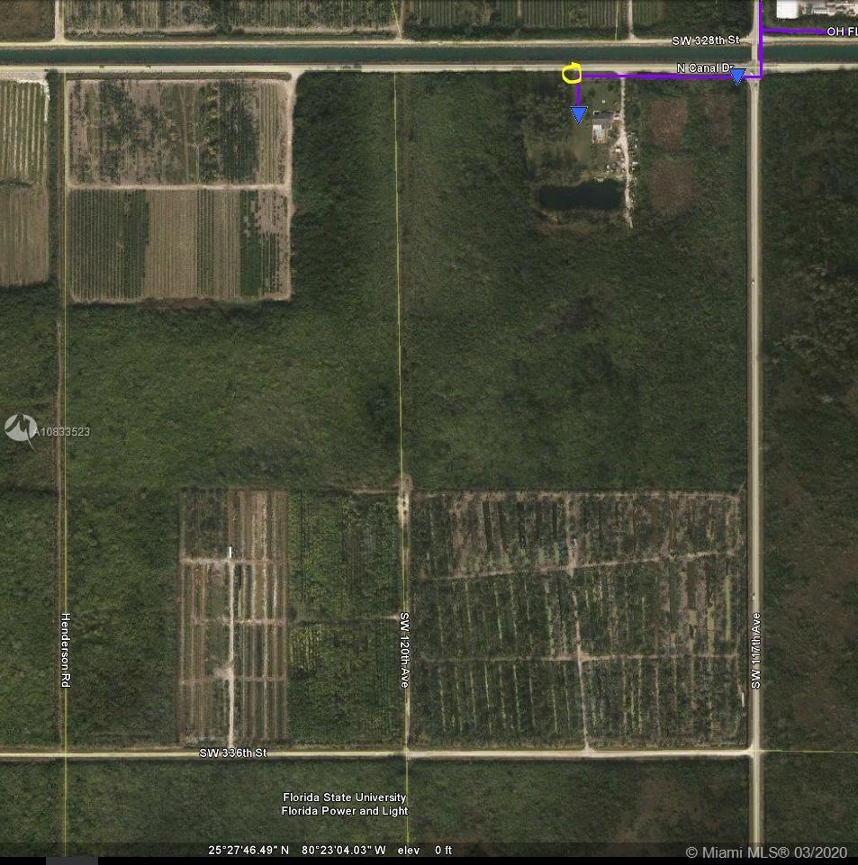 122 AVE Property Photo - Homestead, FL real estate listing