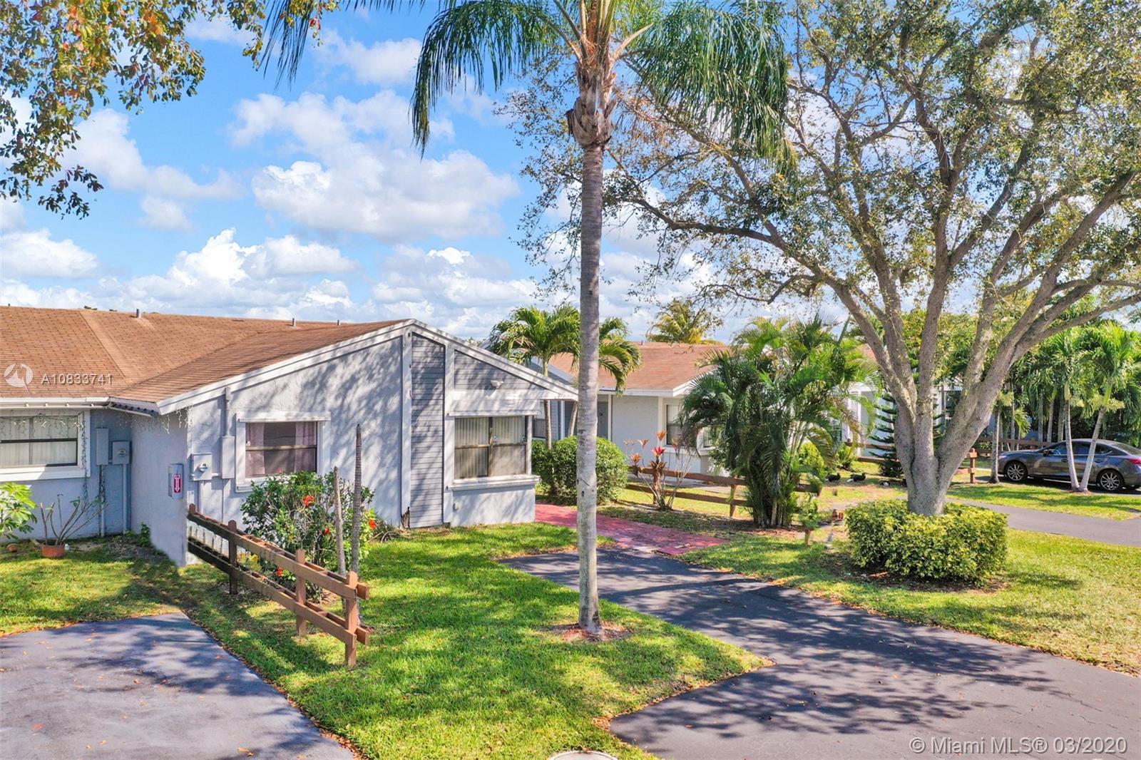 8017 NW 41st Ct #8017, Sunrise, FL 33351 - Sunrise, FL real estate listing