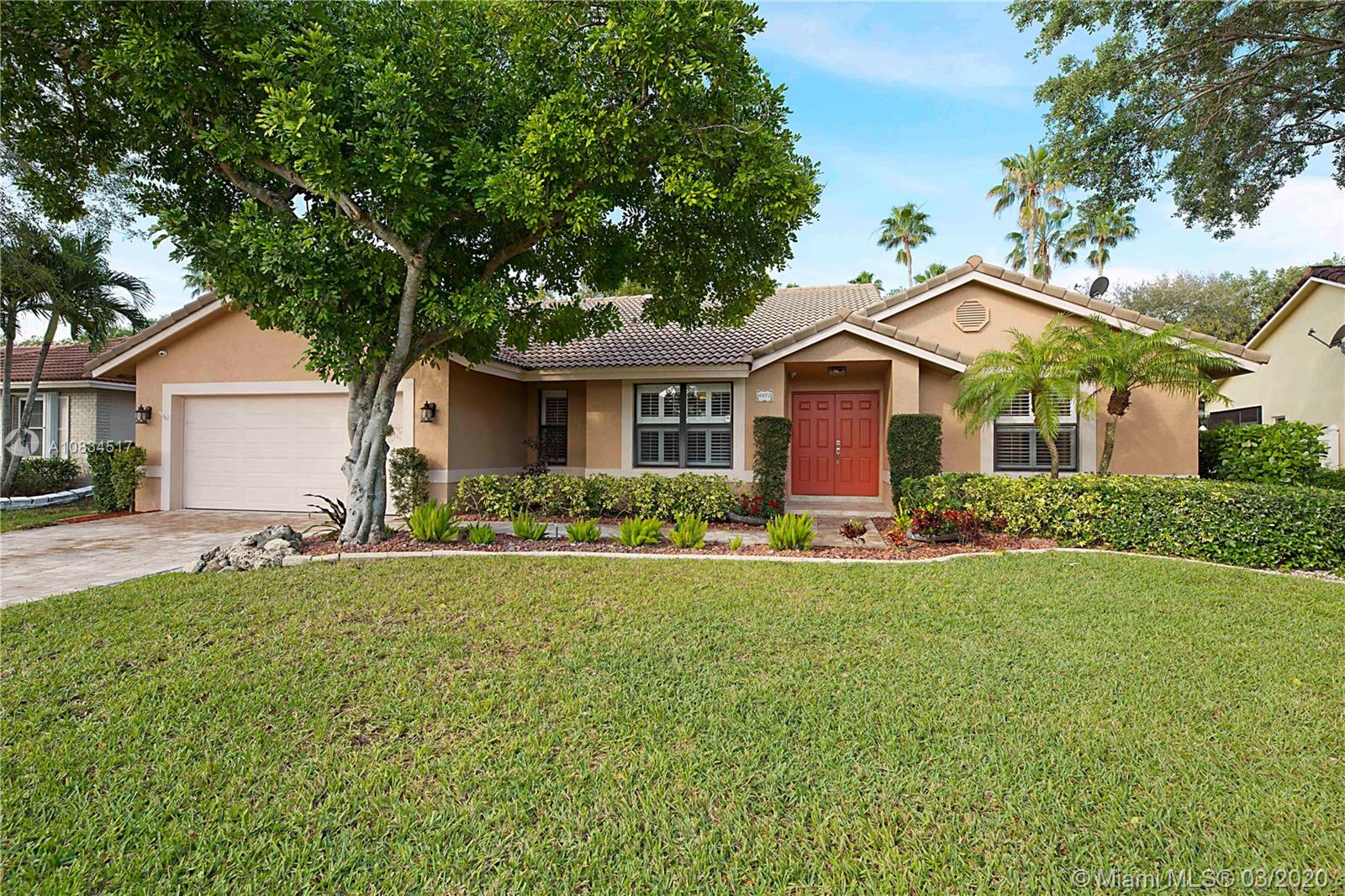 4972 NW 105th Dr, Coral Springs, FL 33076 - Coral Springs, FL real estate listing