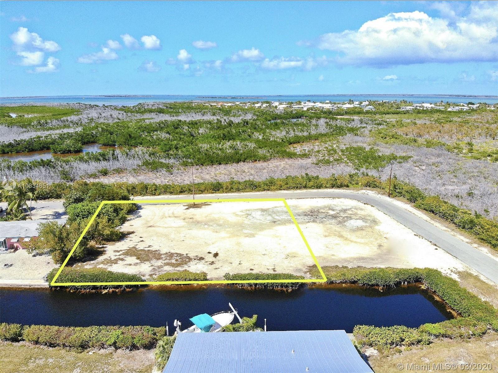 BLK 12 Lot3 Egret Property Photo - Big Pine, FL real estate listing