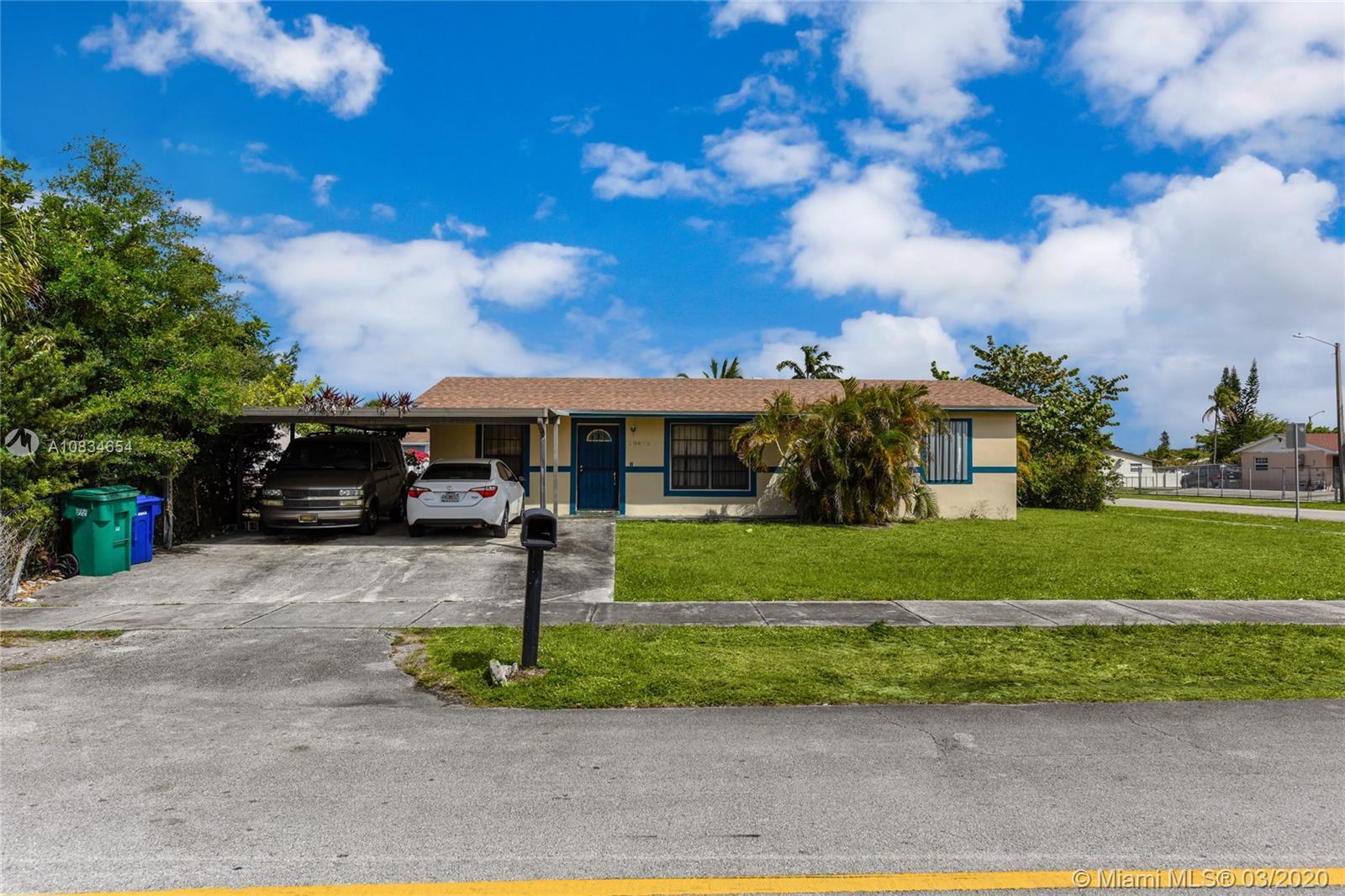 19675 NW 32nd Ct, Miami Gardens, FL 33056 - Miami Gardens, FL real estate listing