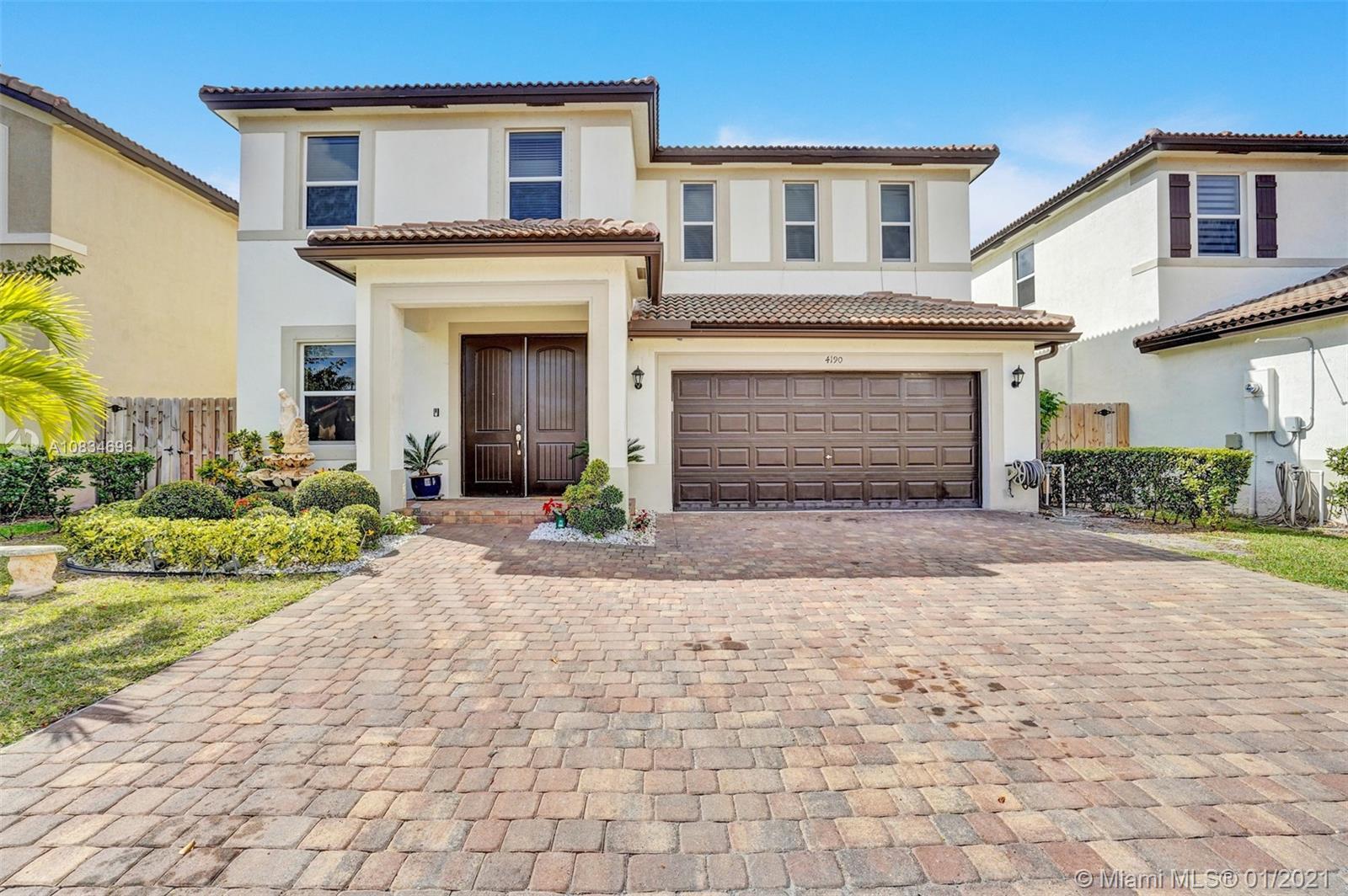 4190 NE 20th St Property Photo - Homestead, FL real estate listing