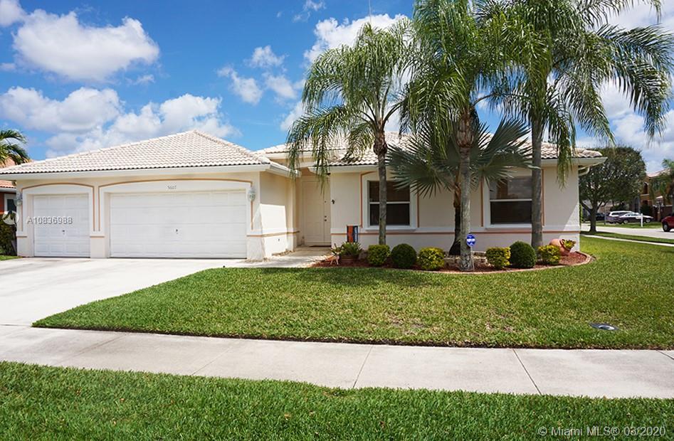 5607 NW 109th Way, Coral Springs, FL 33076 - Coral Springs, FL real estate listing