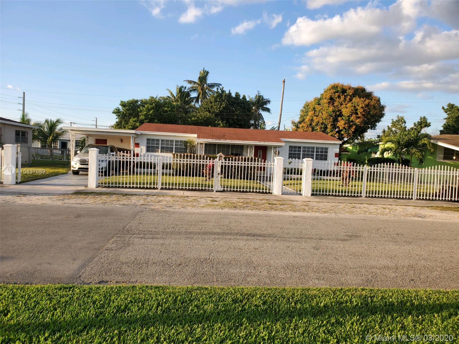 3551 NW 80th Ter, Miami, FL 33147 - Miami, FL real estate listing