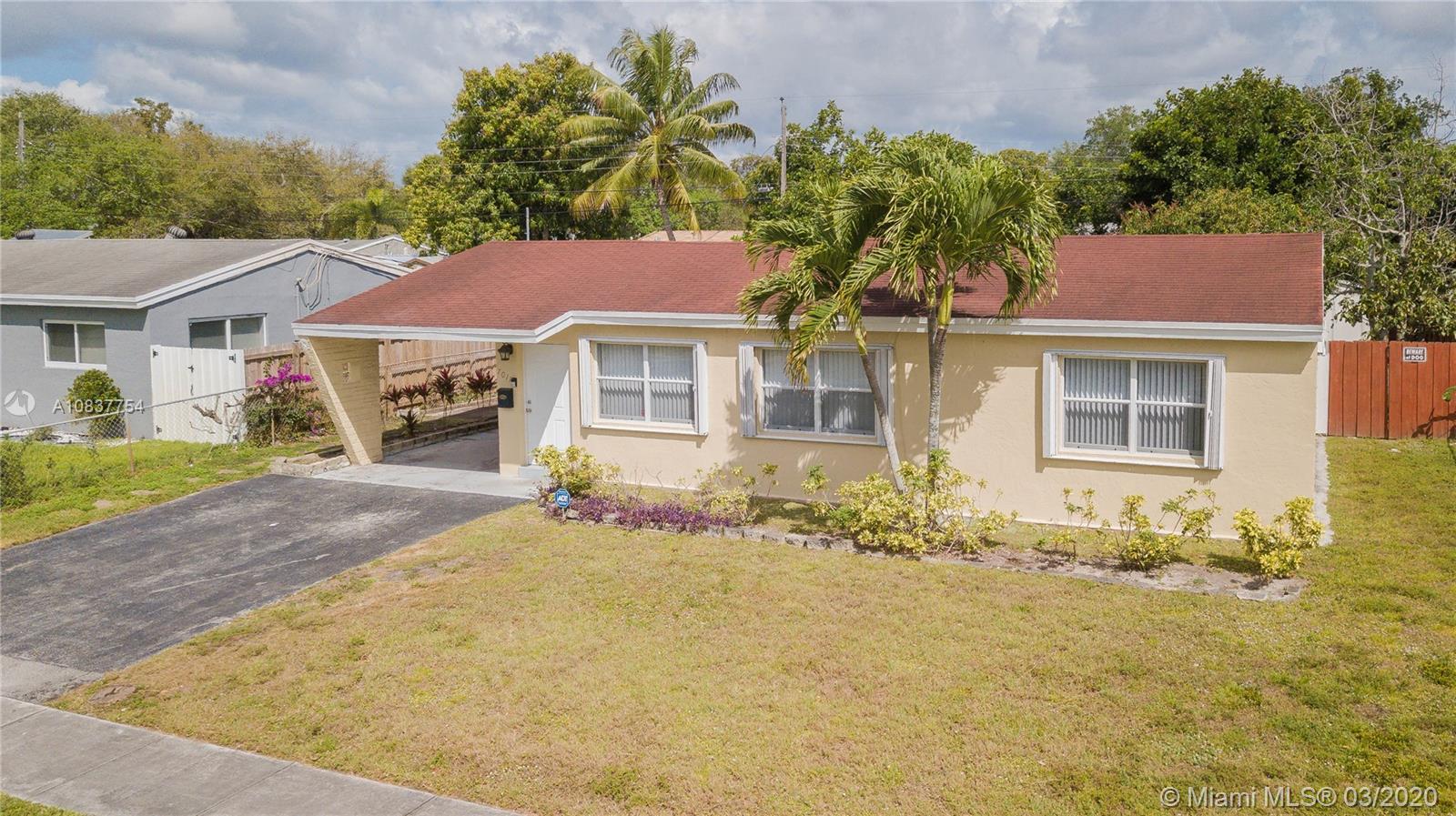 7011 Scott St, Hollywood, FL 33024 - Hollywood, FL real estate listing