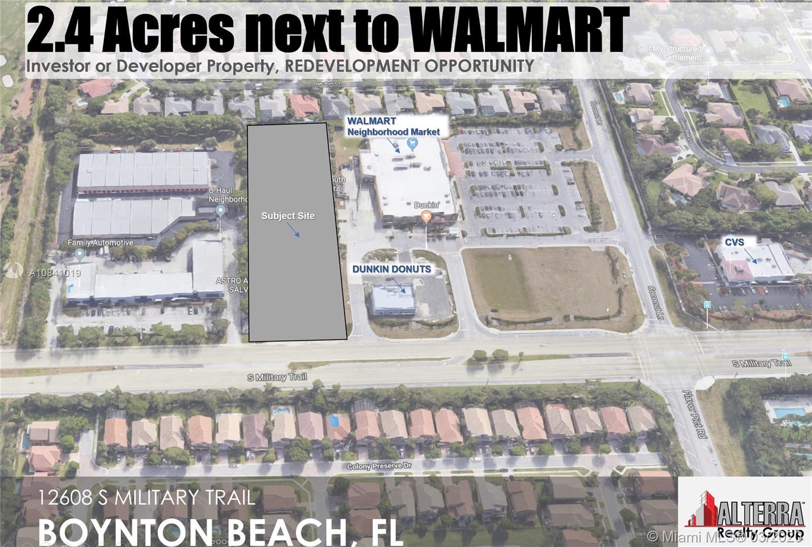 12608 S Military Trl Property Photo - Boynton Beach, FL real estate listing