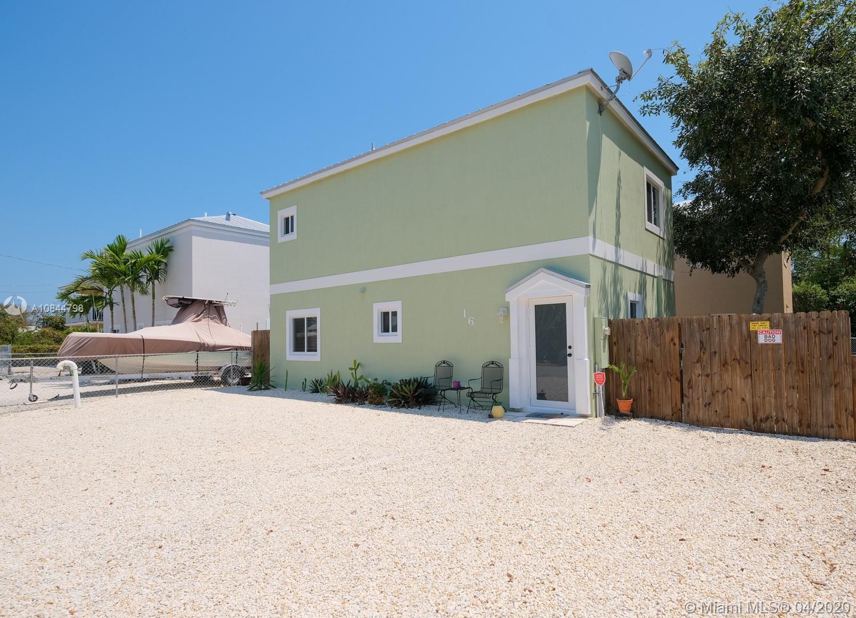 16 Orange Dr Property Photo - Key Largo, FL real estate listing