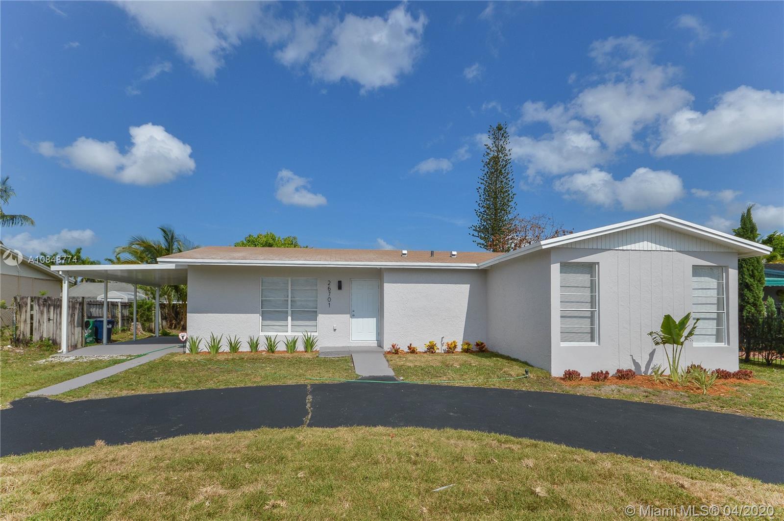 26701 SW 127th Ave, Homestead, FL 33032 - Homestead, FL real estate listing