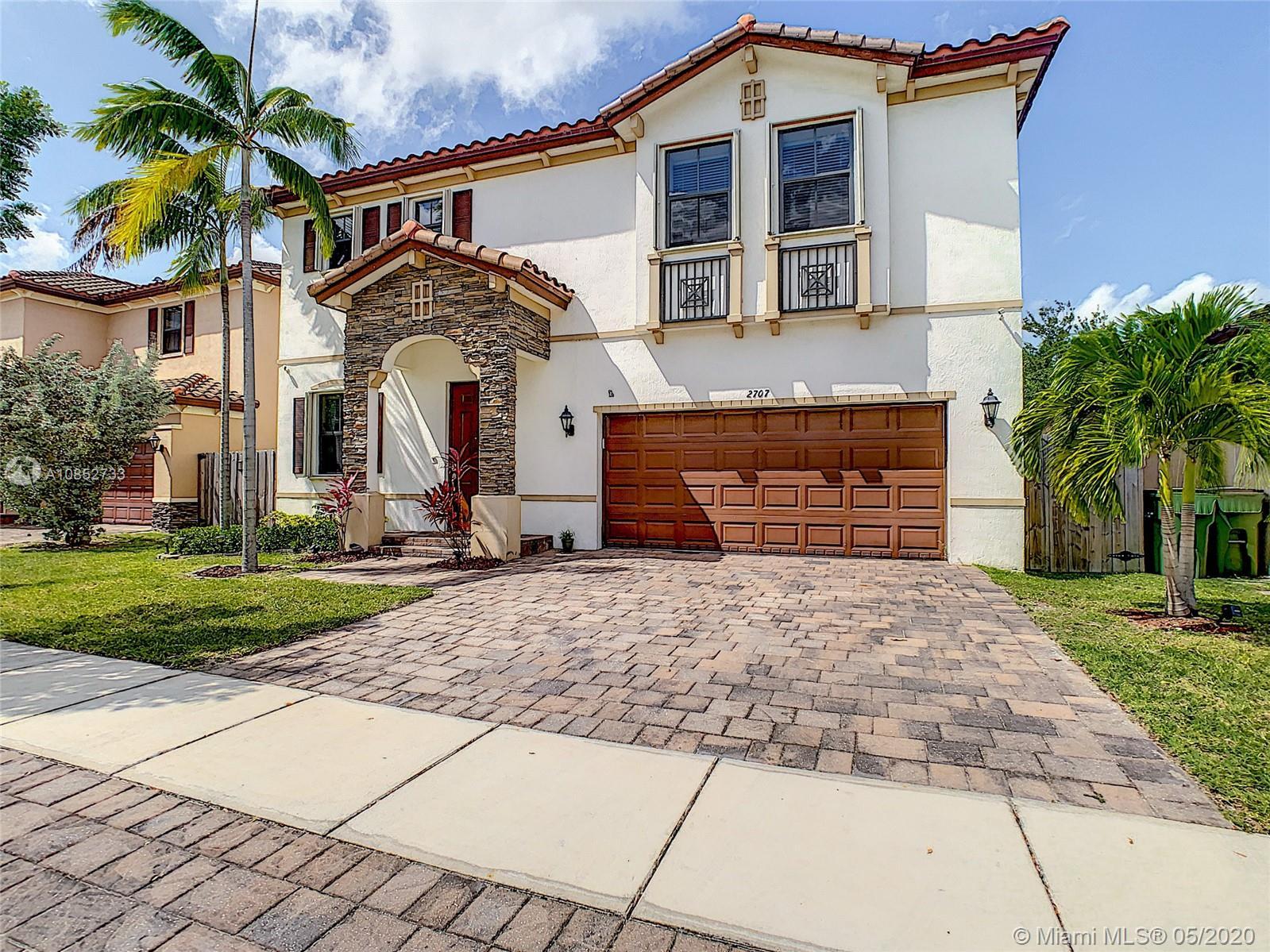 2707 NE 2nd Dr, Homestead, FL 33033 - Homestead, FL real estate listing
