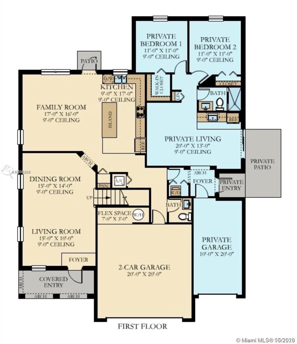 184 SE 35th Ave Property Photo - Homestead, FL real estate listing