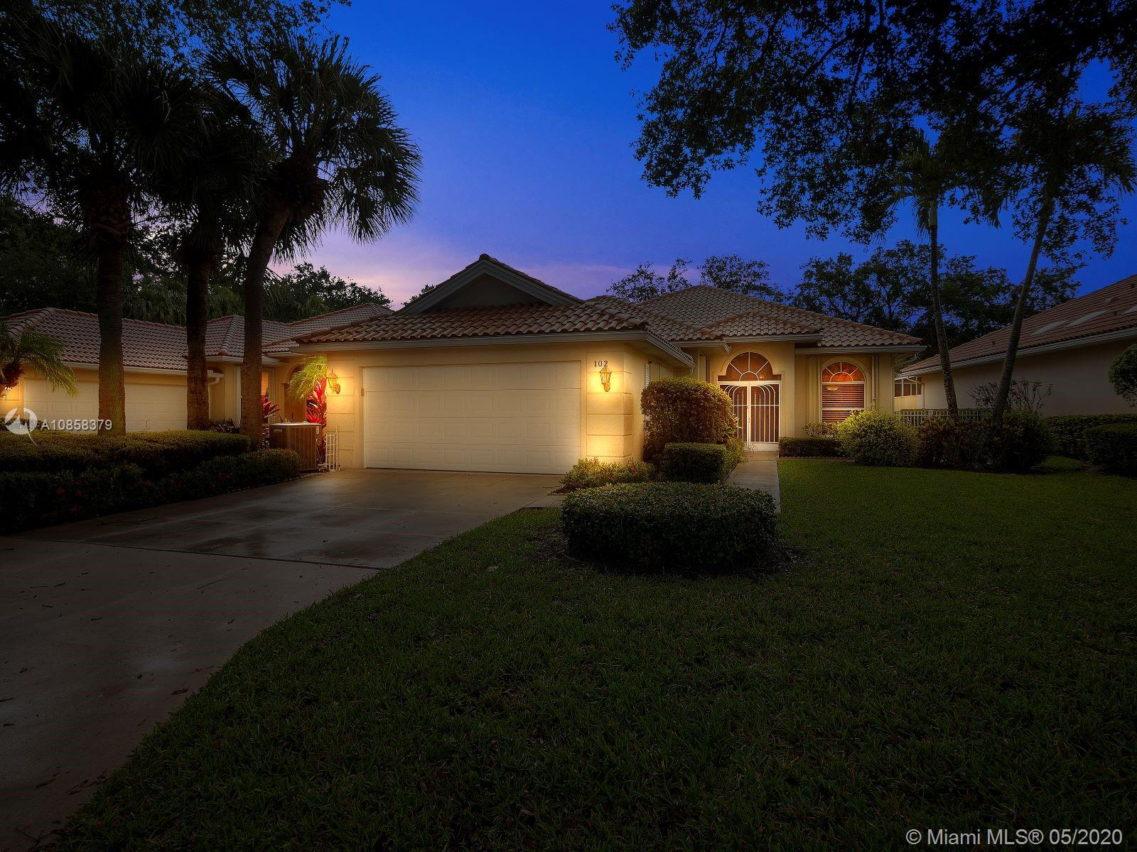 102 Winter Club Court Property Photo - Palm Beach Gardens, FL real estate listing