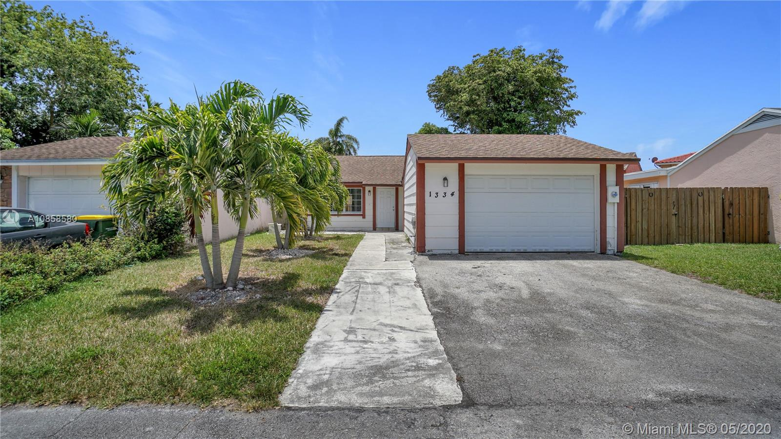 1334 S Quetzal Ct Property Photo - Homestead, FL real estate listing