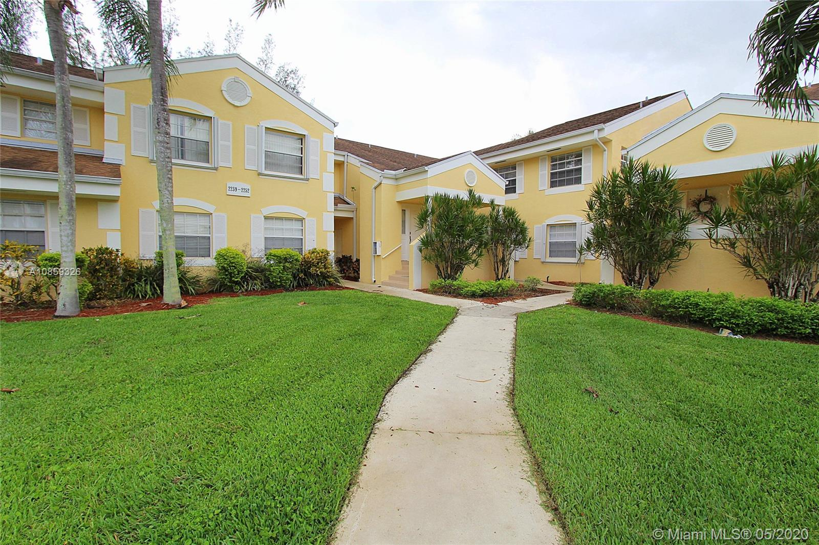 2244 SE 27th Dr #203-D Property Photo - Homestead, FL real estate listing