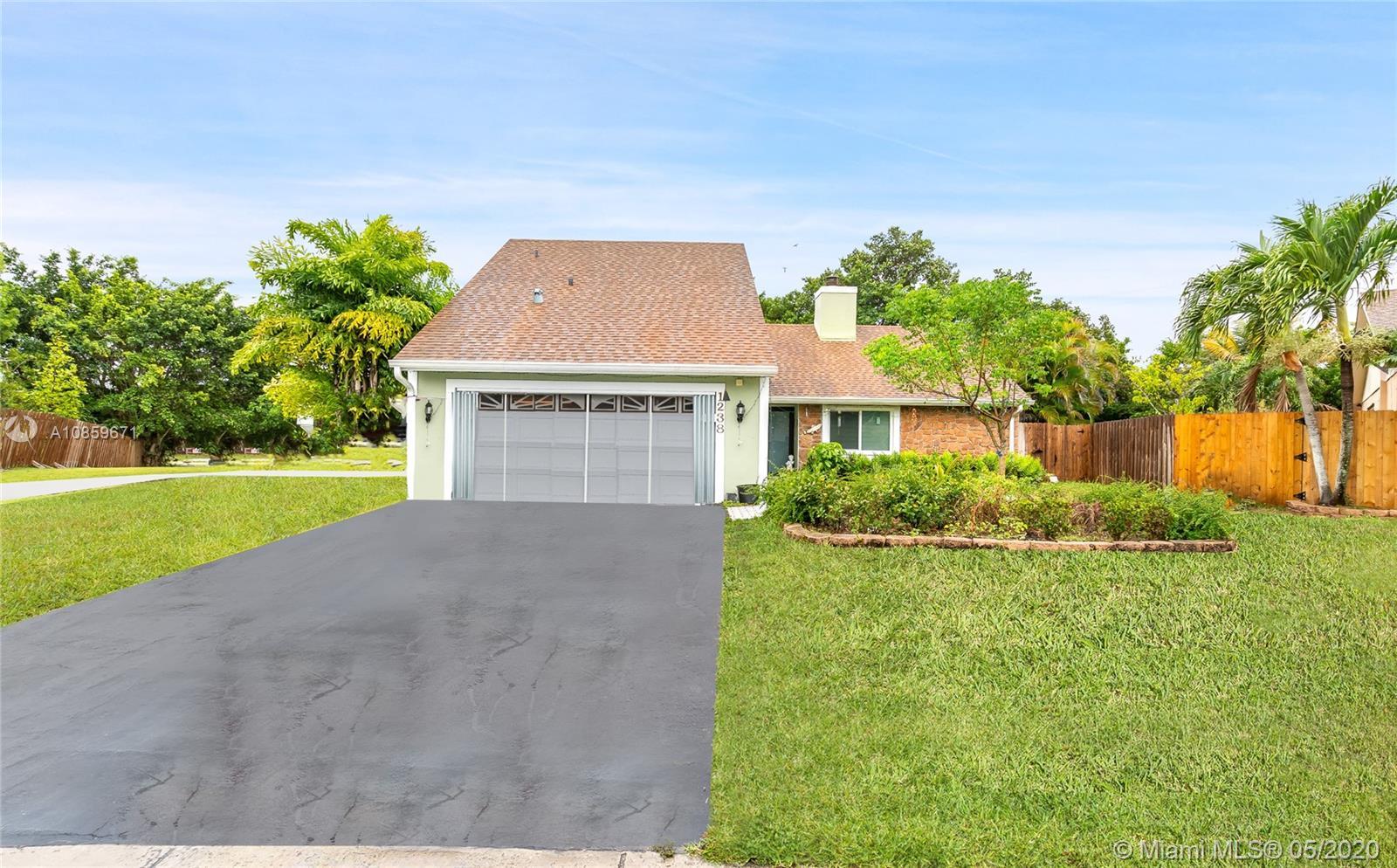 1238 S Fieldlark Ln, Homestead, FL 33035 - Homestead, FL real estate listing