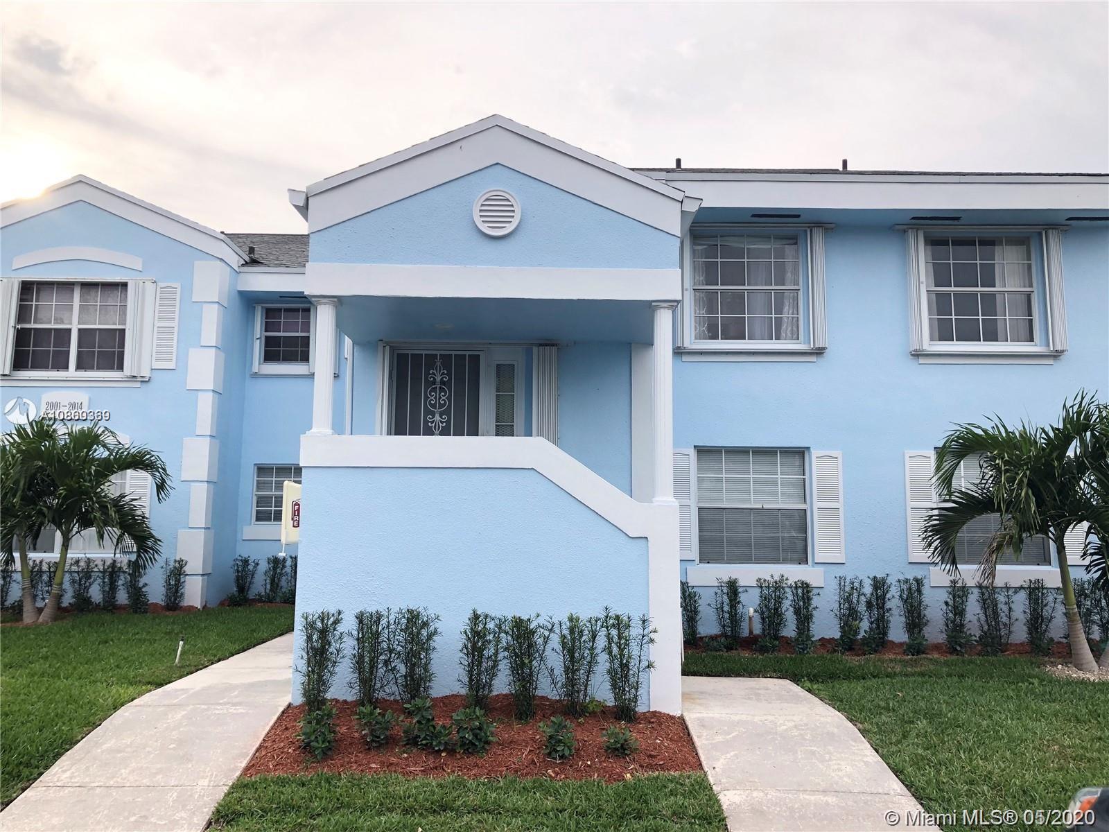 2012 SE 26th Ln #206, Homestead, FL 33035 - Homestead, FL real estate listing
