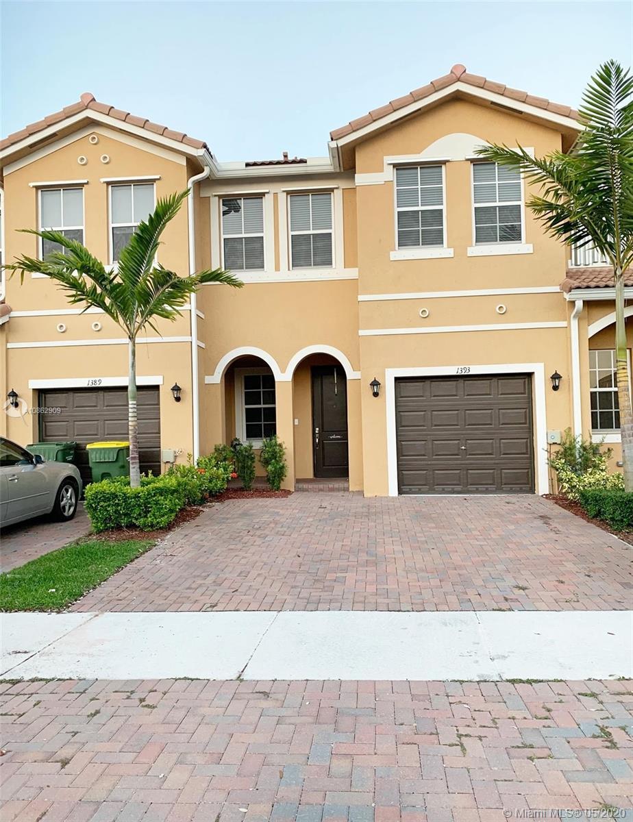 1393 SE 24th Ter #1393, Homestead, FL 33035 - Homestead, FL real estate listing