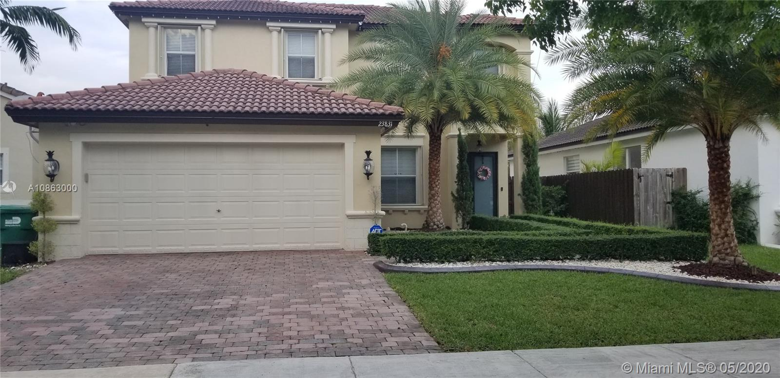 23831 SW 108th Ave Property Photo - Homestead, FL real estate listing