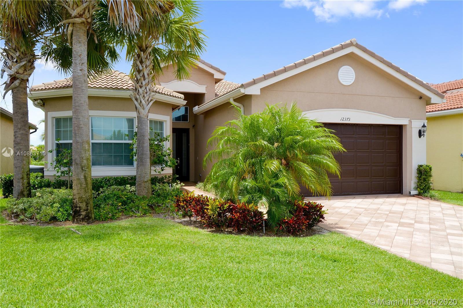 12373 Cascade Valley Ln Property Photo - Boynton Beach, FL real estate listing