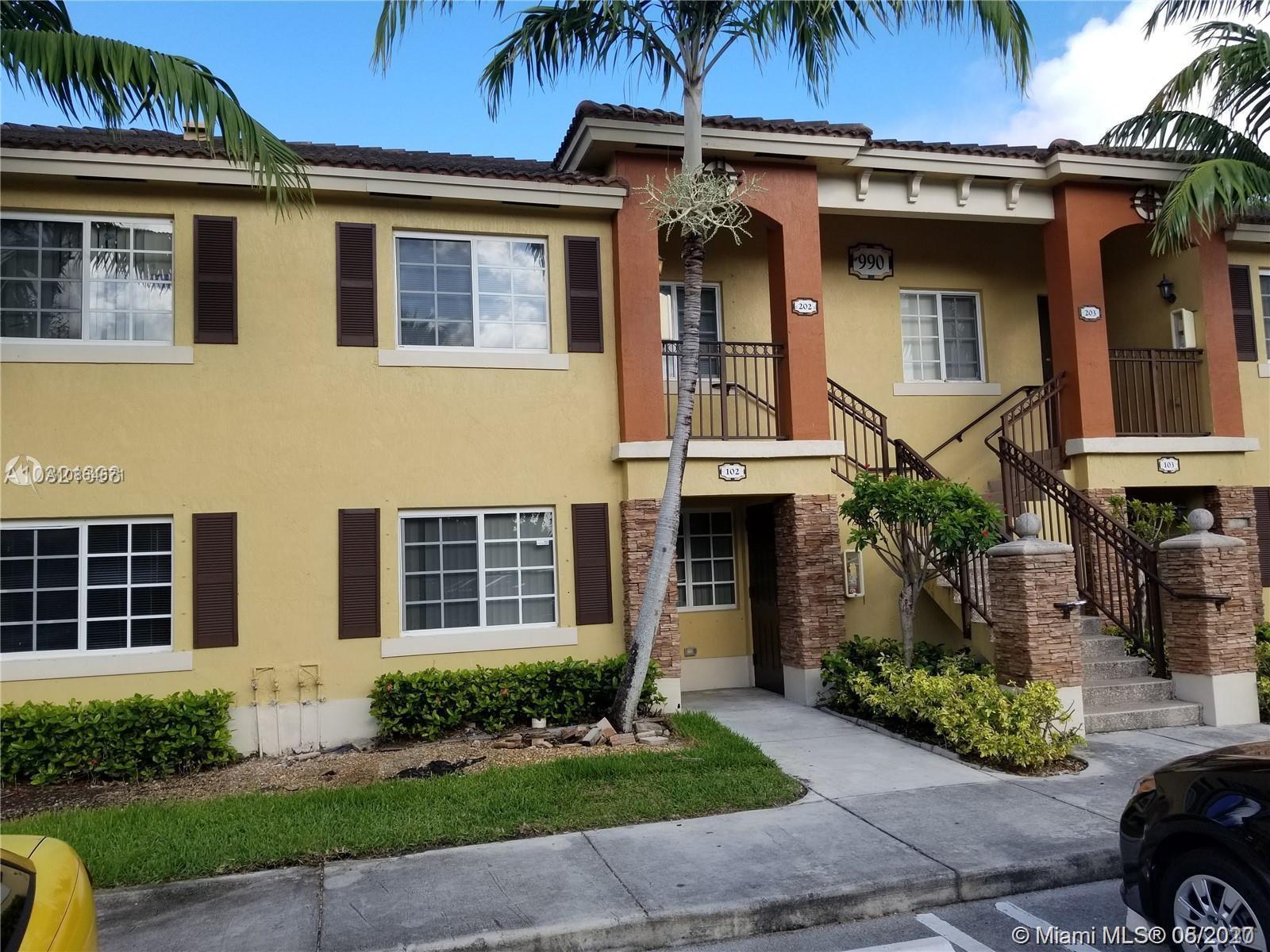 990 NE 33rd Ter #102, Homestead, FL 33033 - Homestead, FL real estate listing