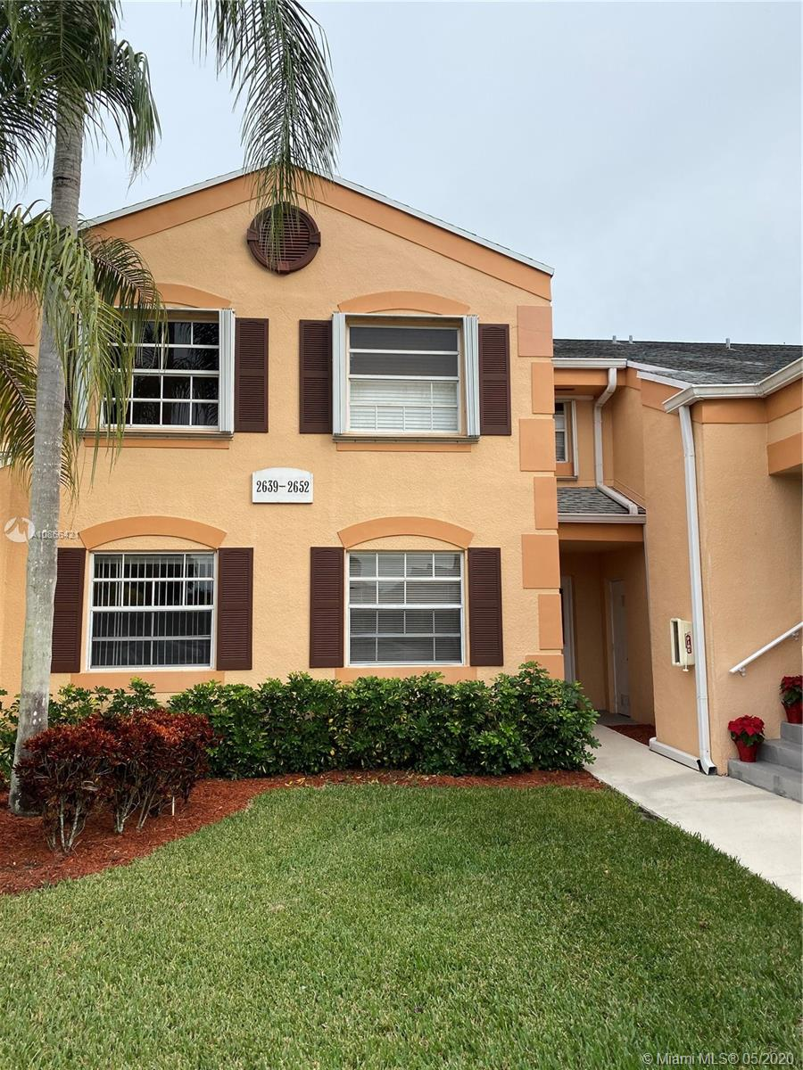 2641 SE 19th Ct #102-D, Homestead, FL 33035 - Homestead, FL real estate listing