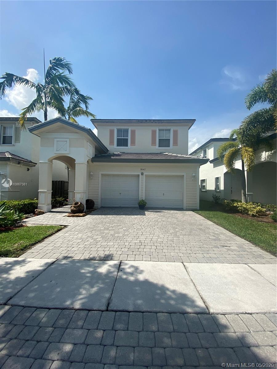 3647 NE 2nd Ct, Homestead, FL 33033 - Homestead, FL real estate listing